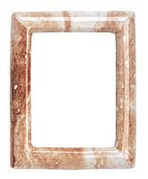 Рамка прямоугольная - травертино Cornice travertino rettangolare P.02.4788/9
