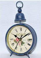 Часы настольные металл 1036-6