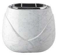 Контейнер для цветов - пересечение - Carrara Vaschetta portafiori - Incrocio - Carrara T.03.6446/18/PL