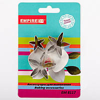 Набор форм-вырубок для выпечки металлический Empire ЕМ 8117
