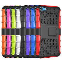 PC + TPU чехол Armor для iPhone 5C (8 цветов)