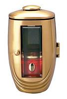 Свечи лампы и украшения в золоте Lampada cero P.05.1284/25