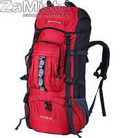 Рюкзак туристический KingCamp POLAR 60 (KB3304) Red