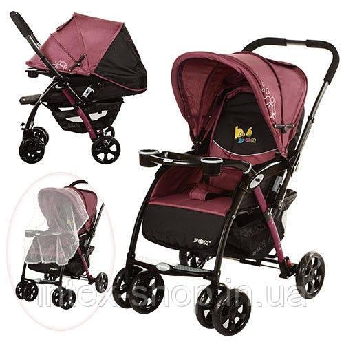 Детская прогулочная коляска BD208-9