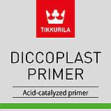 Меблевий грунт Tikkurila Diccoplast Primer Дікопласт Праймер (3 л) Білий, фото 2