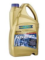 Масло трансмис. RAVENOL CVTF NS2/J1 Fluid, 4 л