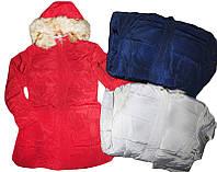 Пальто зимнее  для девочки 8,10,12,14,16 лет,  GRACE,арт. G-60879