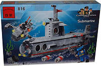 Конструктор Brick 816 «Подводная лодка»