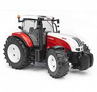 Игрушка - трактор Steyr CVT 6230, М1:16 03090 (35112)