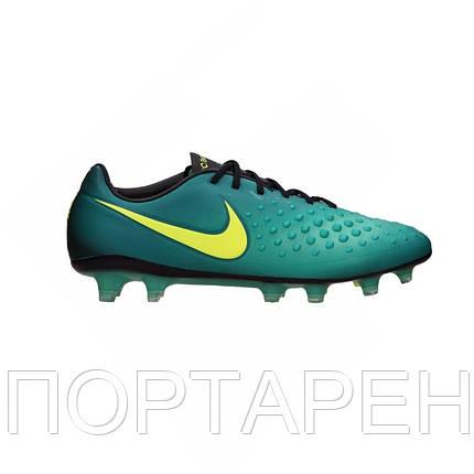 Профессиональные футбольные бутсы Nike Magista Opus II FG 843813-375, фото 2 30aed44a70d