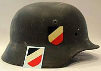 Декаль деколь каска шлем Вермахт, Германия 3й рейх