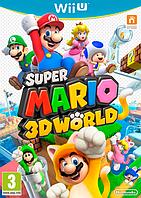 Super Mario 3D World (WiiU)