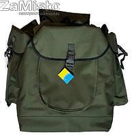 Рюкзак охотника Торба 60 л (зеленый)