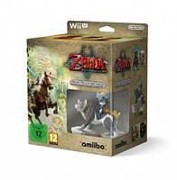 The Legend of Zelda (WiiU) +amiibo + CD