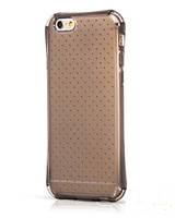 Чехол-книжка HOCO for iPhone 6 Armor Series TPU case Black (HI-T020B)