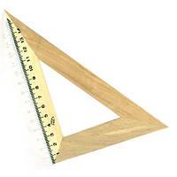 _Треугольник деревян. 16см 30х60 прямоугольный