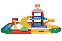 Детская парковка с автотреком Wader (53020)