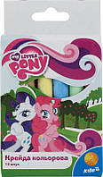 Мел цв. 12цв. Kite Little Pony
