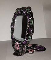 """Зеркальце косметическое настольное в подарочной упаковке, коллекция """"Bernice"""""""