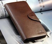 Кожаный кошелек унисекс