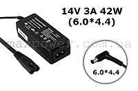 Блок питания для стационарного монитора Samsung 14V 3A 42W (6.0/4.4) AD-4214 150MP 1501MP 152B 152T 570S TFT 5