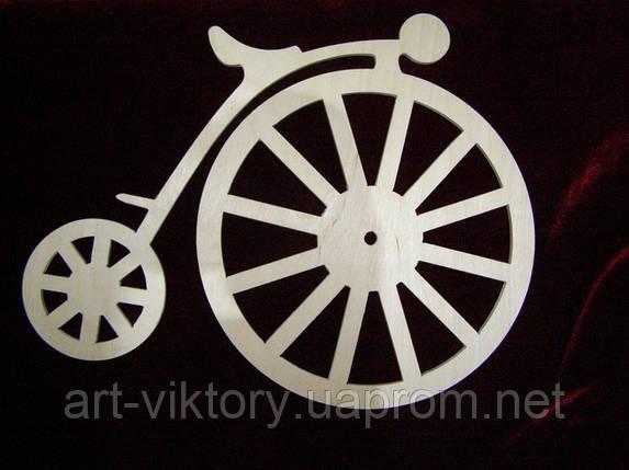 Часы велосипед, фото 2