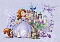 Принцесса София 35 Вафельная картинка