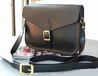 Небольшая удобная сумочка. Черная.