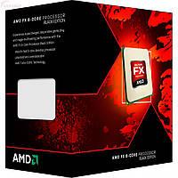 AMD (AM3+) FX-8320, Box, 8x3,5 GHz (Turbo Boost 4,0 GHz), L3 8Mb, Vishera, 32 nm, TDP 125W (FD8320FR