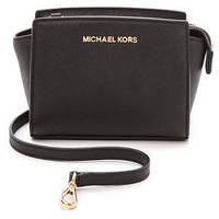Стильная женская сумочка Майкл Корс Мини. Черная