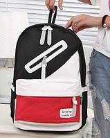 Качественный рюкзак унисекс в черном цвете