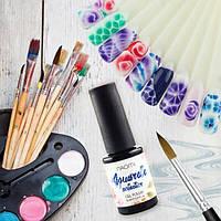 Гель-лаки для ногтей Naomi Aquarelle 6мл