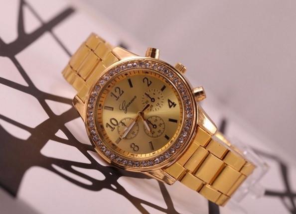 f0038d5c9fcc Красивые женские часы Женева Серебристые  продажа, цена в Киеве ...
