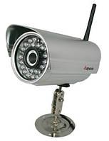 IP видеокамера Apexis APM-J602-WS: датчик движения, 30 ИК диодов, водонепроницаемая, 175х98х98 мм