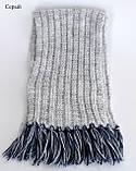 Детский зимний шарф, Разные цвета, фото 8