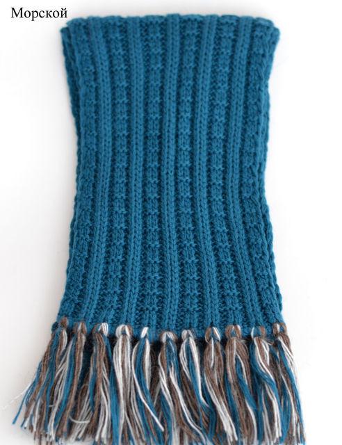 Детский зимний шарф. Цвета разные!