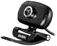 Вебкамера Sven ICH-3500 USB, c гарнитурой