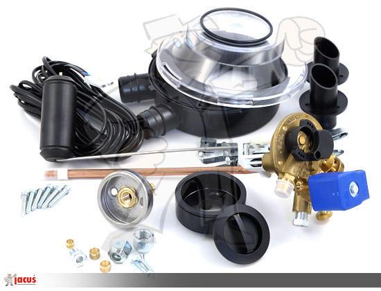 Мультиклапан цилиндрический Tomasetto 450/90 extra