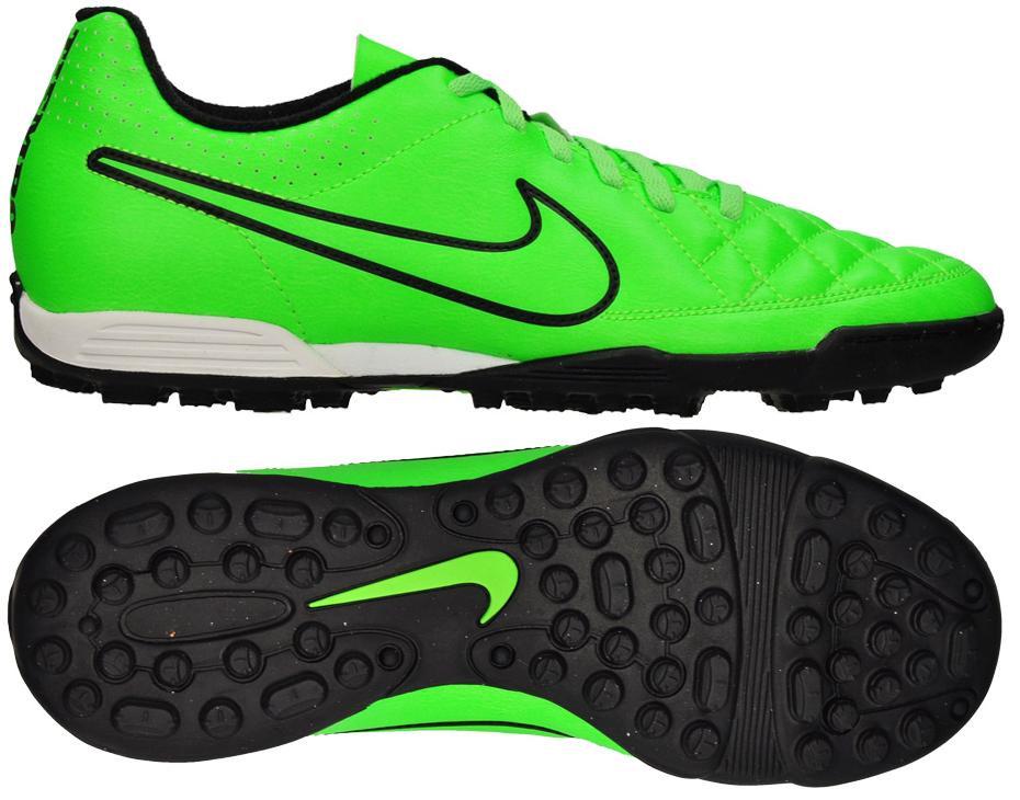Сороконожки Nike Tiempo Rio II TF 631289-330 (Оригинал)