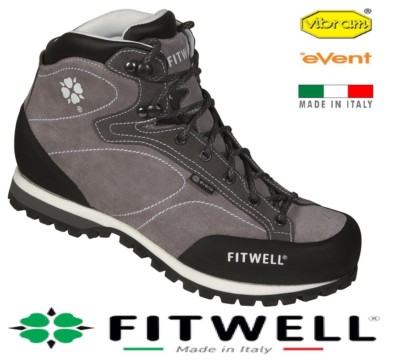 Треккинговые ботинки FITWELL BIG WALL TREK.