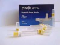 Голки карпульні Medic Dental 12мм,16мм, 21мм,25мм, 38мм