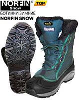 Ботинки зимние Snow размер 40 13980-40