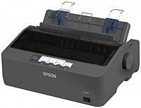 Принтер матричный Epson LX-350 (C11CC24031), Grey