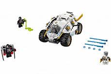 """Конструктор BELA Ninja 10523 (аналог Lego Ninjago 70588) """"Внедорожник титанового ниндзя"""" 362 дет, фото 3"""