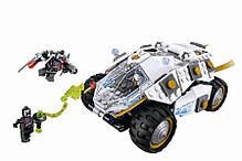"""Конструктор BELA Ninja 10523 (аналог Lego Ninjago 70588) """"Внедорожник титанового ниндзя"""" 362 дет, фото 2"""