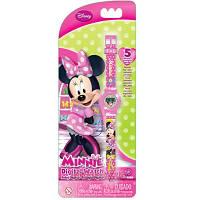 Часы Minnie Mouse (5 функцій: месяц, дата, часы, минуты, секунды)