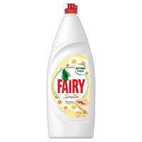 Концентрат для мытья посуды с экстрактом ромашки Fairy Sensitive 1350 мл