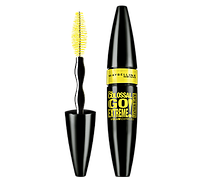Тушь для ресниц Maybelline Colossal Go Extreme! Leather Black