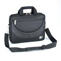 "Сумка для ноутбука Sumdex PON-308BK 10"" (Чёрная, нейлон/полиэстер, 28,6х19,7х3,8 см)"