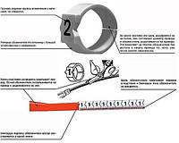 Обозначители (маркеры) на подставке OPMS, OPM и OPE